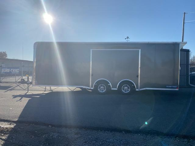 2020 Sure-Trac 8.5x24 Racing Pro Car Hauler  10K