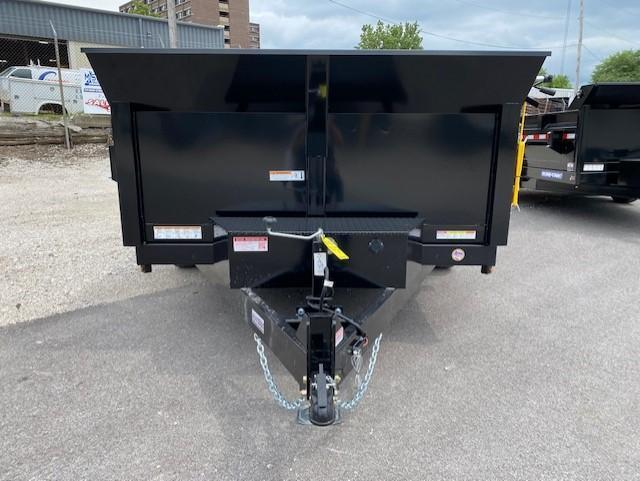 2021 Sure-Trac 82 IN x 12 HD Low Profile Scissor Dump Trailer