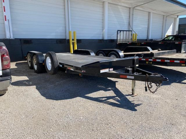 Rental - 2015 Sure-Trac 7 X 20 10K Steel Deck Car Hauler Car / Racing Trailer