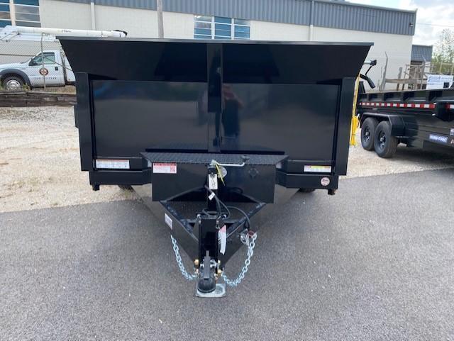2021 Sure-Trac 82 IN x 12 HD Low Profile Dual Ram Dump Trailer