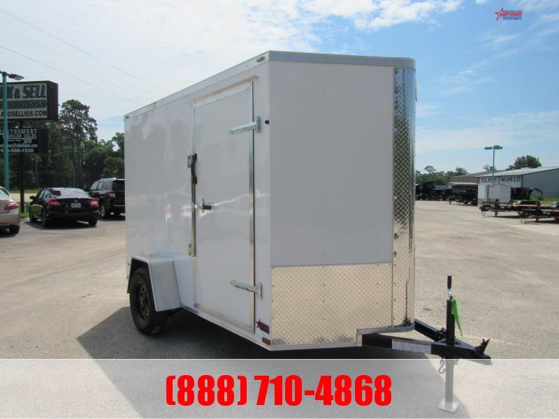 2020 Big Chief VT610SA Enclosed Cargo Trailer