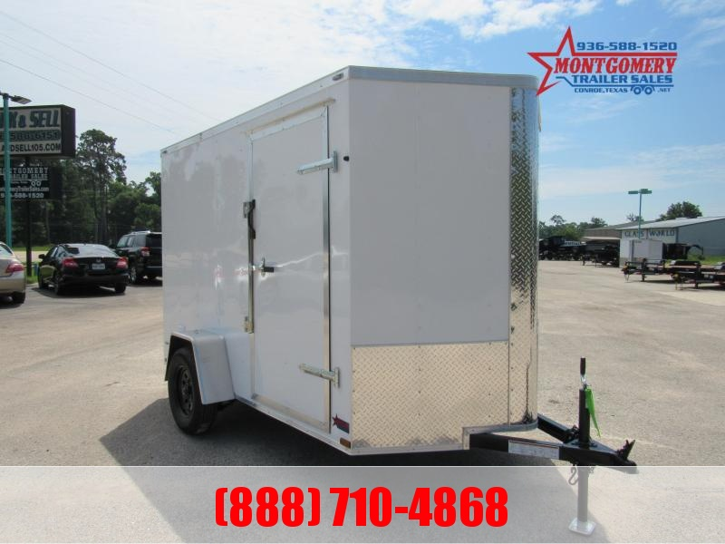 2021 Big Chief VT610SA Enclosed Cargo Trailer