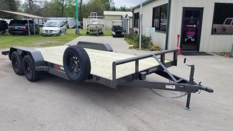 2020 C-5 18' CAR HAULER DPF RT
