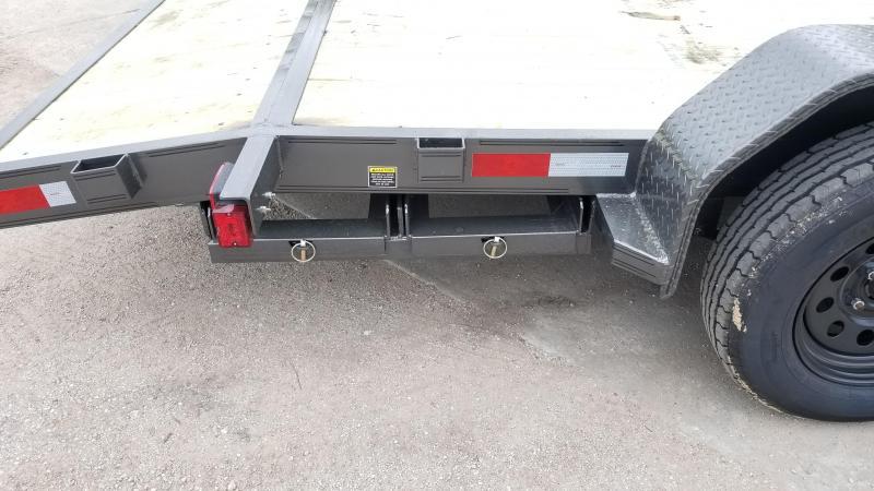 2020 C-5 18' CAR HAULER DPF RT