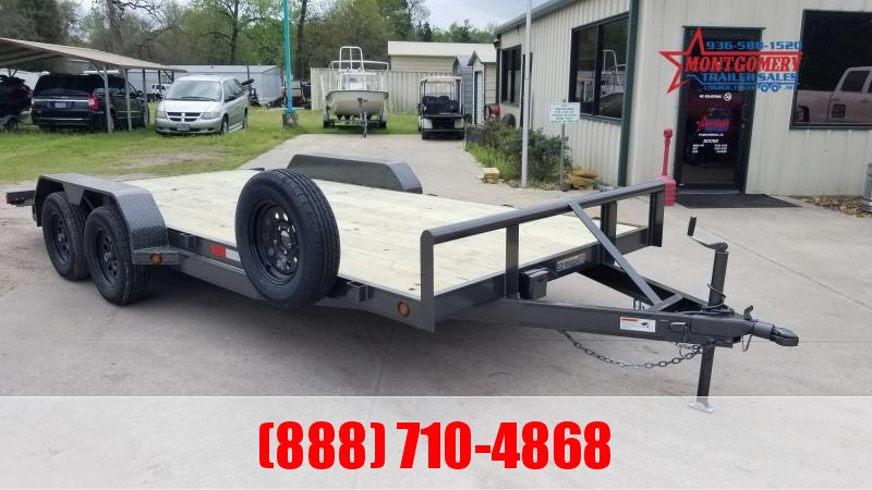 C-5 18' CAR HAULER DPF RT