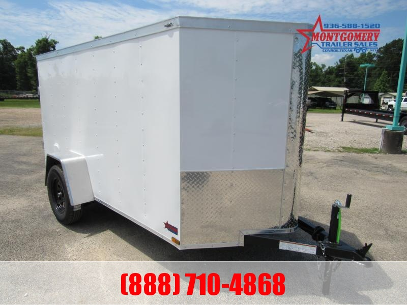 2020 Big Chief VT510SA Enclosed Cargo Trailer