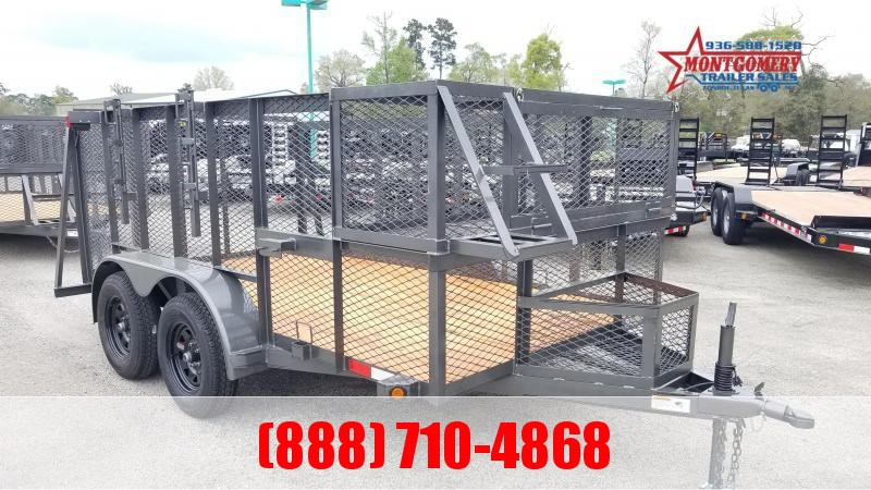 2021 Chuys C5 Trailers LANDSCAPE TRAILERS