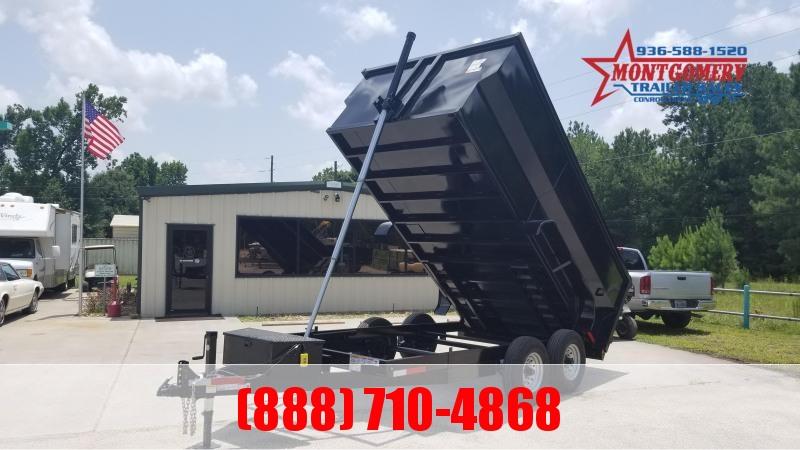 2021 U.S. Built 7X14X4 DUMP TRAILER BP 14K Dump Trailer