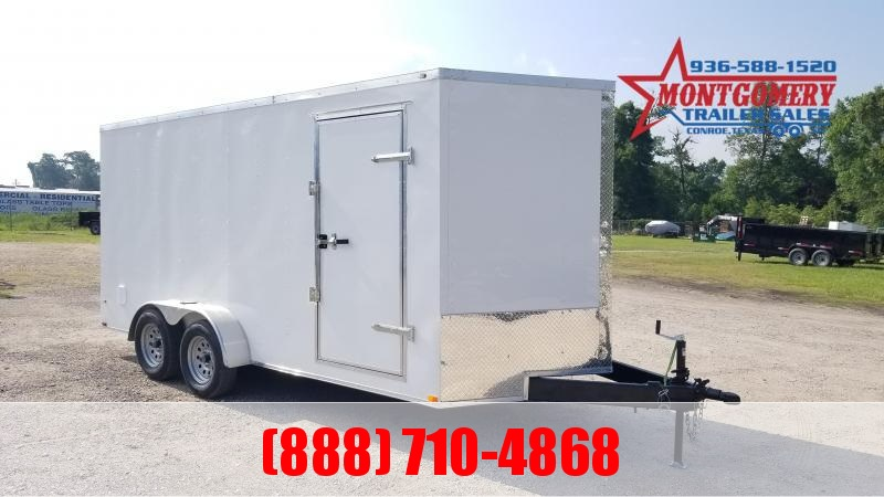 2020 Other VT 7'X16'X6.5' Enclosed Cargo Trailer