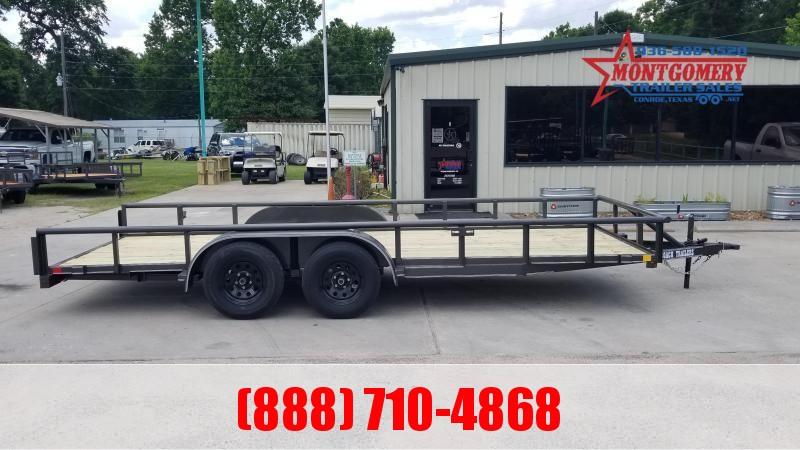 2020 Stagecoach SC83X16 SR Utility Trailer