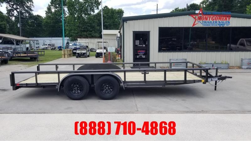2021 Stagecoach SC83X16 SR Utility Trailer