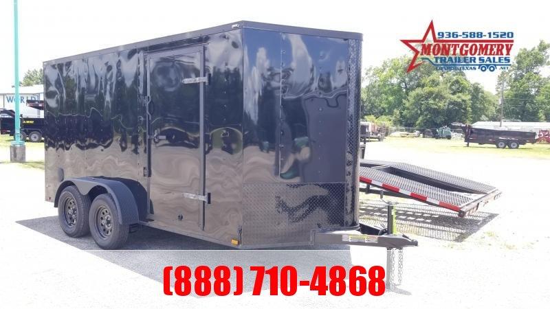 Big Chief VT7147K Enclosed Cargo Trailer