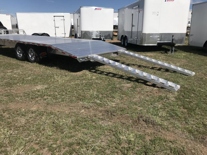 "2021 Sundowner 96"" x 24' Car Hauler 10K Trailer"