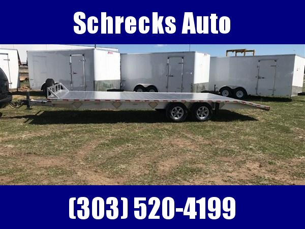 "2021 Sundowner 96"" x 24' Car Hauler 10K Trailer"