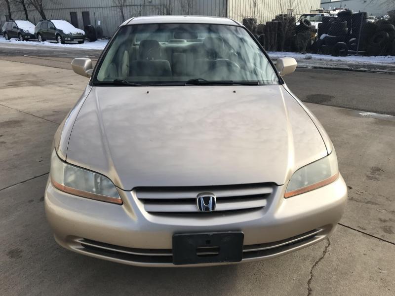 2001 Honda Accord Car