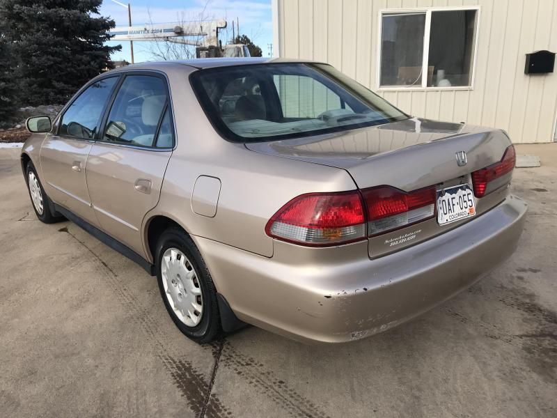 2001 Honda Accord Car