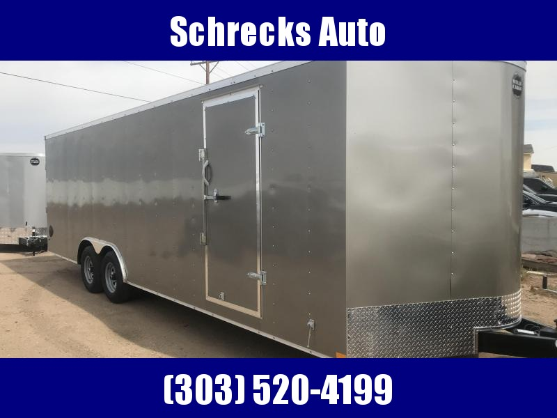 2021 Wells Cargo 8.5 x 24 Enclosed Cargo Trailer