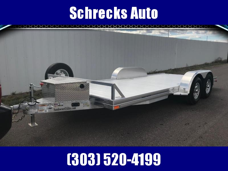 2020 Sundowner AP4000 20' All Purpose Car Hauler Trailer