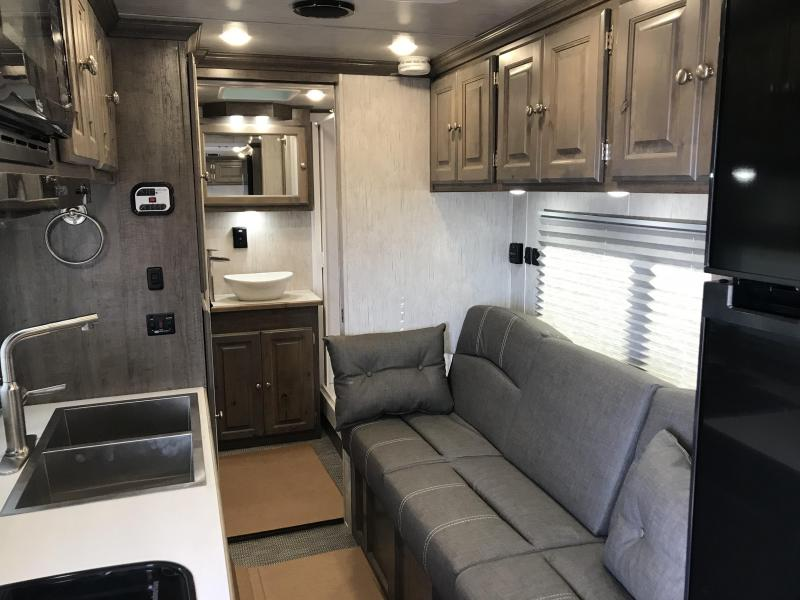 2021 Sundowner Trailers Sundowner Trail Blazer 2069 All Aluminum Travel Trailer RV