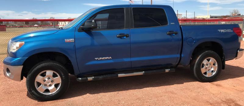 2008 Toyota 2008 Tundra Crewmax SR5 TRD Truck
