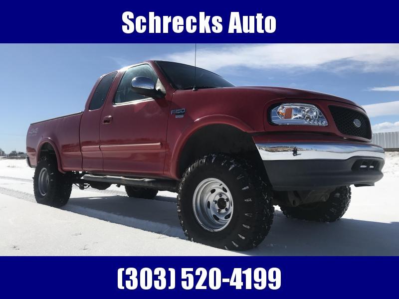 2000 Ford f150 4x4 xlt Truck