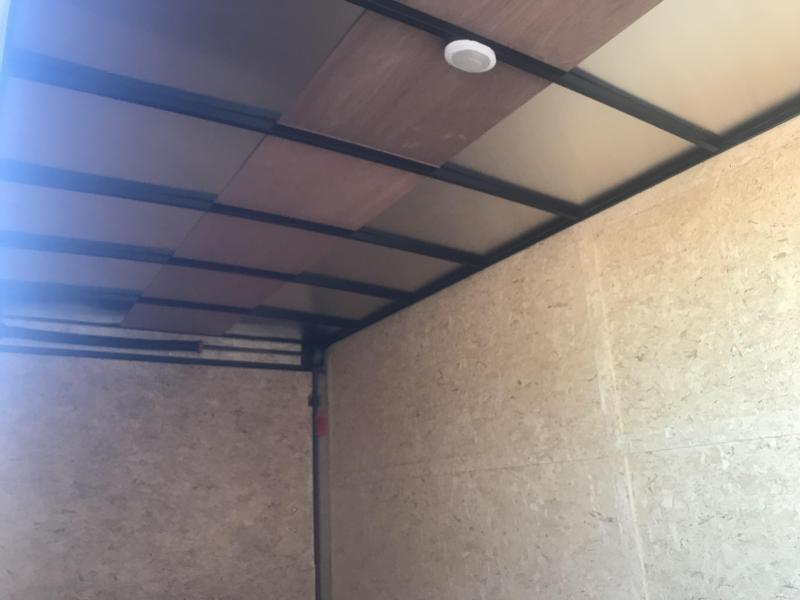 2021 7x12 tandem Wells Cargo Fast Trac Enclosed Cargo Trailer