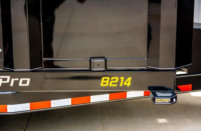 2021 Doolittle Trailer Mfg 82x14 scissor dump Dump Trailer