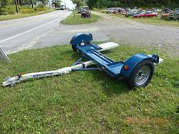 2021 Stehl ST80TD electric brake Tow Dolly Dollie