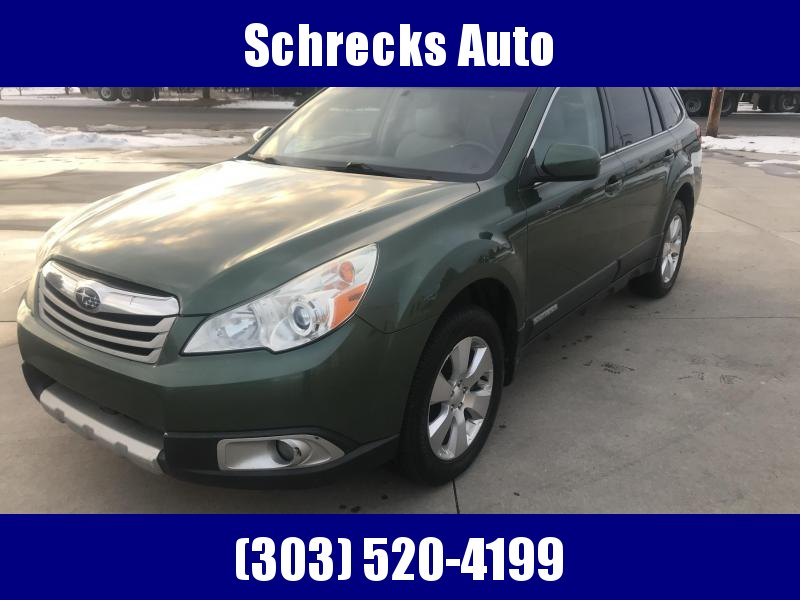 2011 Subaru Outback 3.6R limited Car