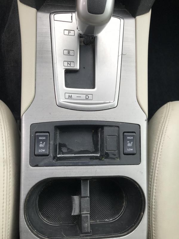 2011 Subaru Outback 3.6R limited Car