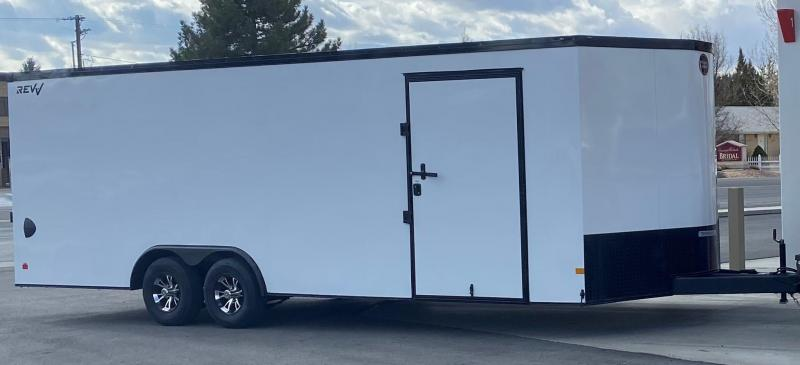 2021 Wells Cargo REVV8524T3 Car / Racing Trailer