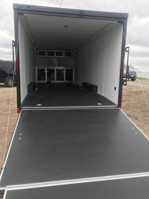 2020 Wells Cargo REVV8524T3 Car / Racing Trailer