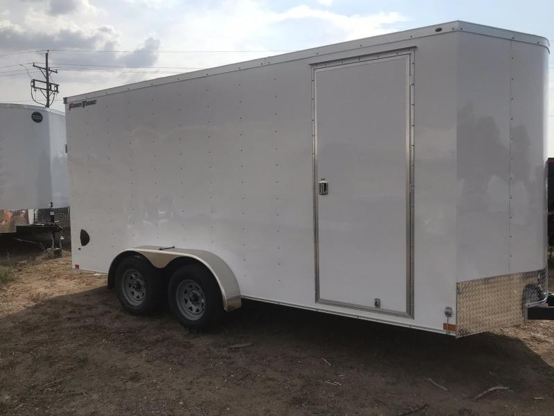 2021 7 x 16  Wells Cargo Fast Trac Enclosed Cargo Trailer