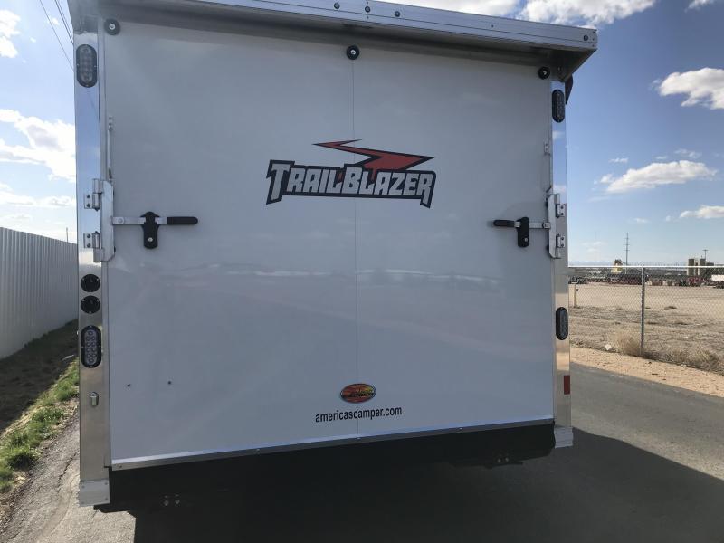 2021 Sundowner Trailers Sundowner Trailblazer Toy Hauler RV