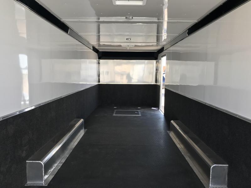 2021 Wells Cargo Mototrac ss Enclosed Cargo Trailer