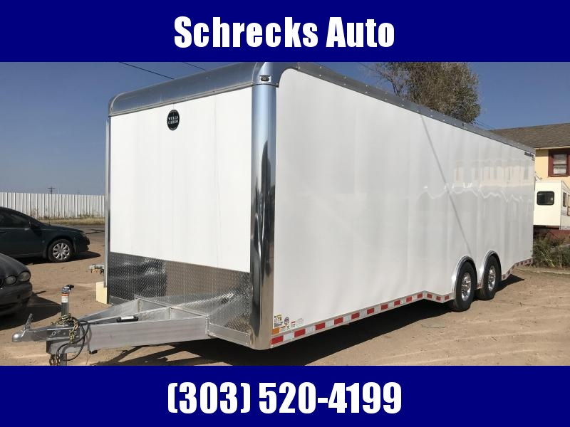 2021 Wells Cargo Mototrac ss Enclosed Cargo Trailer