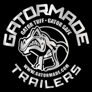 2022 Gatormade Trailers 18 Foot Equipment Trailer