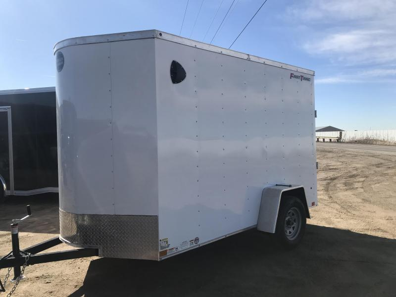 2021 Wells Cargo FT5852-D Enclosed Cargo Trailer