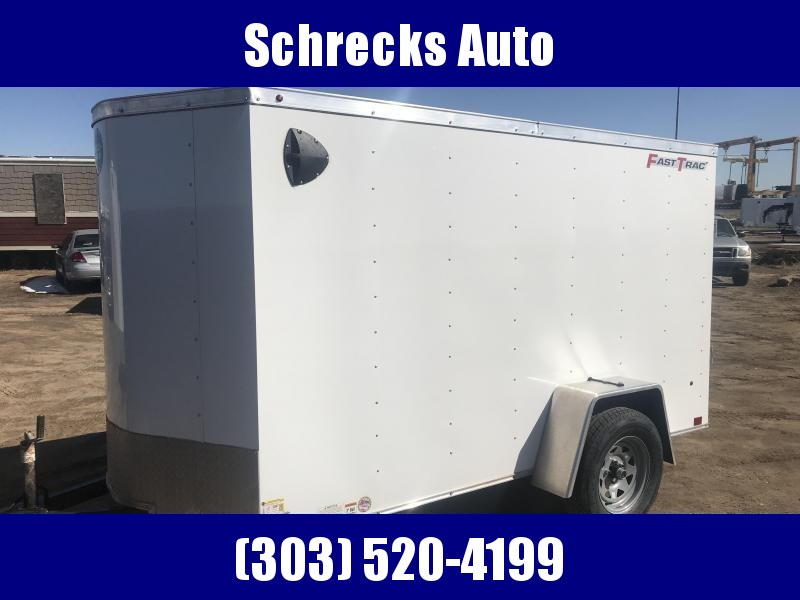 2020 Wells Cargo FT5852-D Enclosed Cargo Trailer