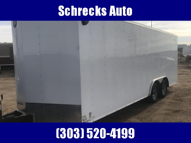 2021 Wells Cargo ft8524t2 Enclosed Cargo Trailer