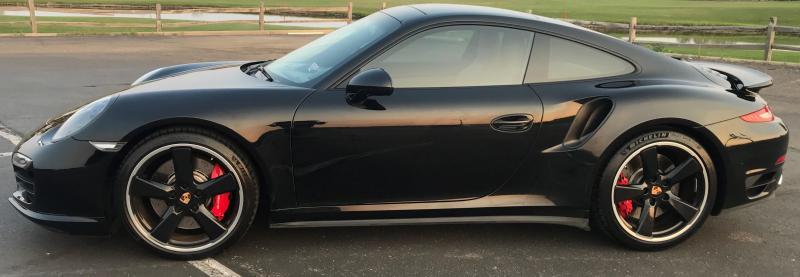 2015 Porsche 911 Twin Turbo