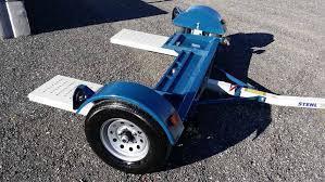 2019 Stehl ST80TD hydraulic brake Tow Dolly Dollie