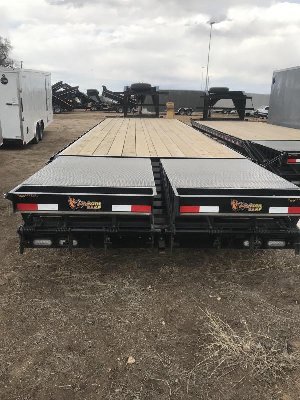 2020 Doolittle Trailer Mfg 22K 32 foot Flatbed Trailer