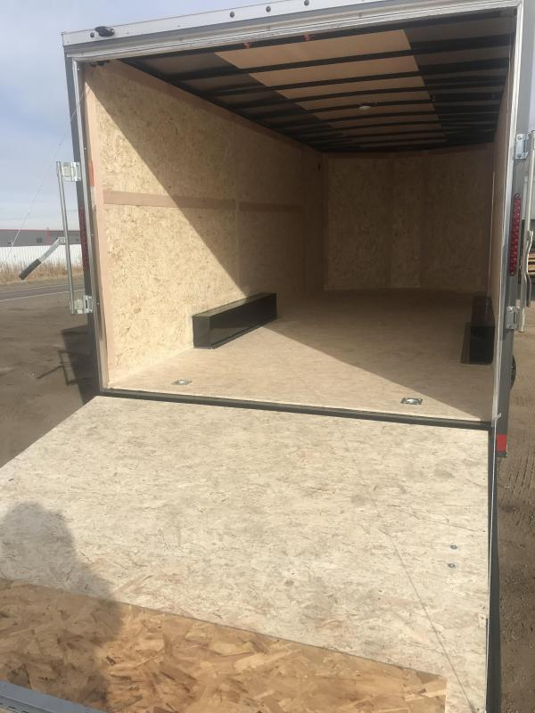 2021 Wells Cargo 8.5 x 20 deluxe 7 tall  Enclosed Cargo Trailer