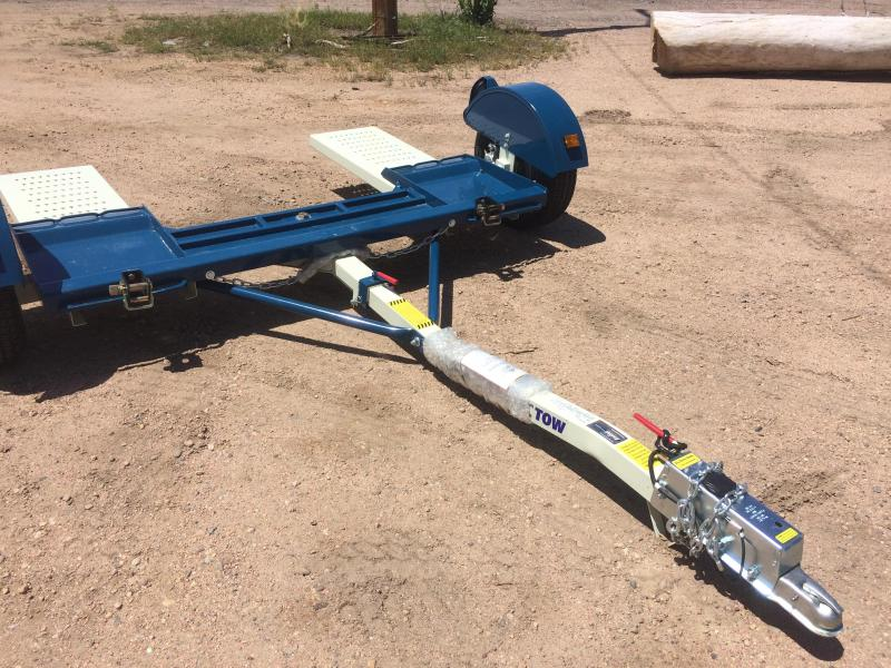 2021 Stehl ST80TD non brake Tow Dolly Dollie
