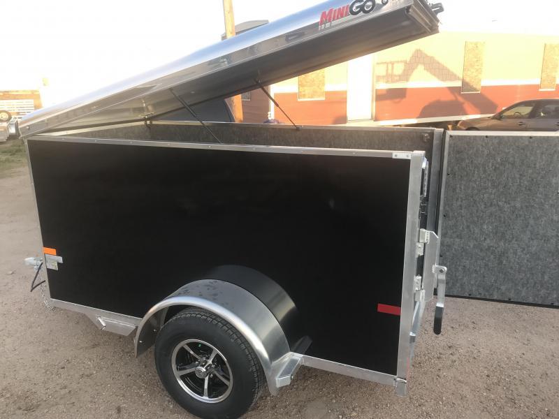 2020 Sundowner Trailers Mini Go Enclosed Cargo Trailer