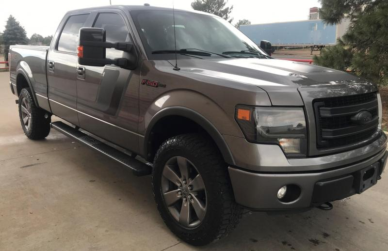 2014 Ford F 150 FX4 Truck