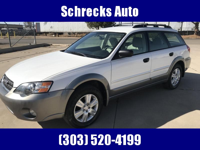 2005 Subaru Outback Car