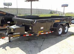 2021 Doolittle Trailer Mfg 7 x 14 dump trailer Dump Trailer