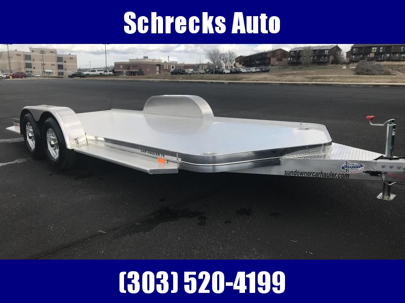 2021 Sundowner SunLite Sierra Car Hauler Trailer